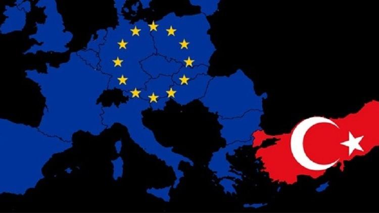 الحرب الباردة بدأت بين أوروبا وتركيا