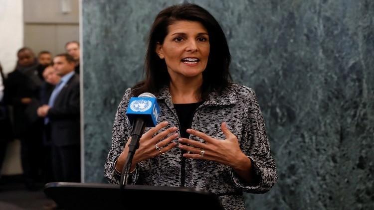 مندوبة واشنطن في الأمم المتحدة: لا نستطيع الثقة بروسيا