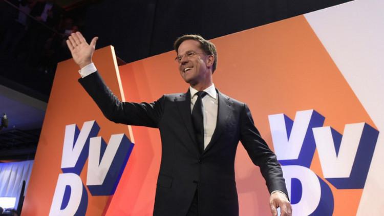 حزب رئيس الوزراء يفوز في الانتخابات الهولندية.. وأوروبا ترحب