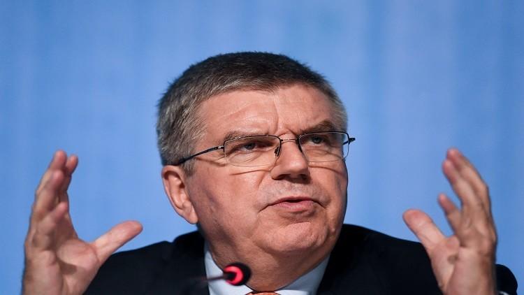رئيس اللجنة الأولمبية الدولية يستدعي ماكلارين لمناقشة تقريره