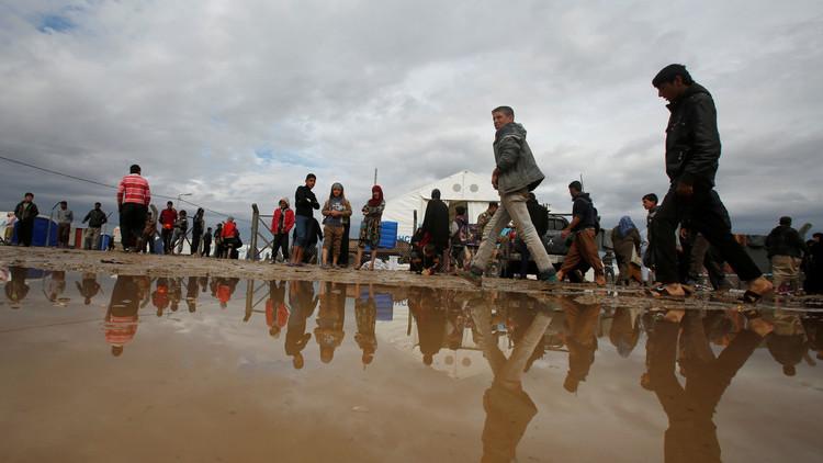 أكثر من 150 ألف نازح من غرب الموصل