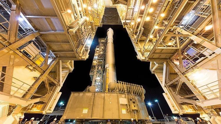 تحديد موعد إطلاق شاحنة فضائية أمريكية إلى المحطة الدولية