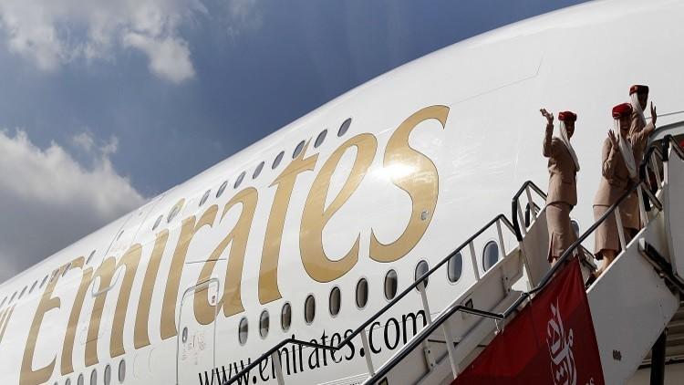 الإمارات تسمح للركاب من دول مشمولة بقرار الحظر بالسفر على طائرات متجهة لأمريكا