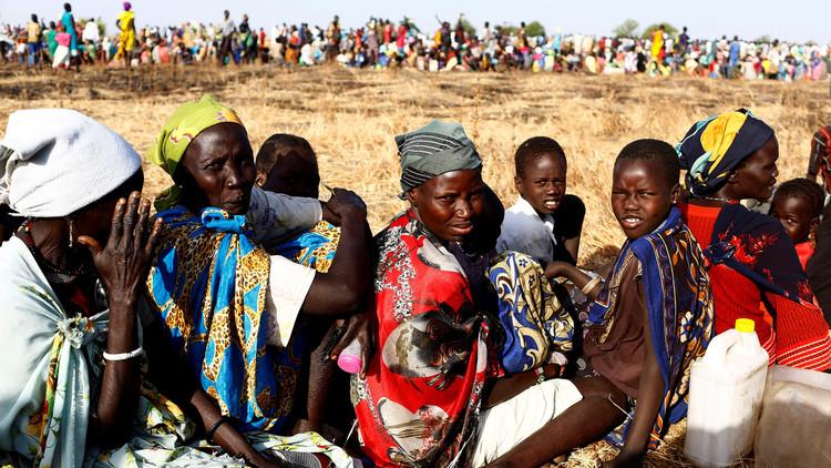 قتيلان بهجوم على قافلة إغاثة في جنوب السودان