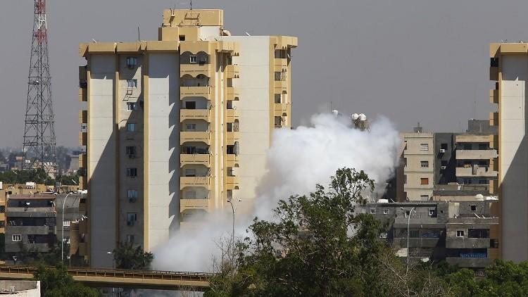 حكومة الوفاق تعلن عن اتفاق على وقف إطلاق النار في طرابلس