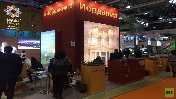 الأردن يطمح إلى تدفق السياح الروس