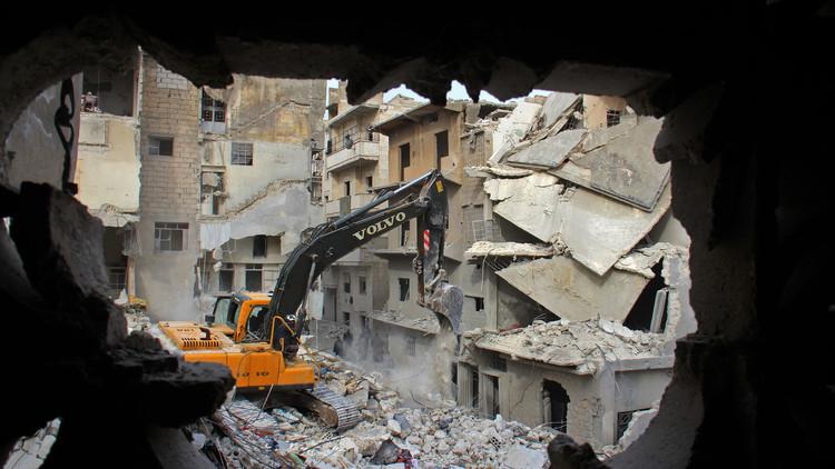 البنتاغون: قصفنا هدفا يبعد 15 مترا عن مسجد الجينة بحلب