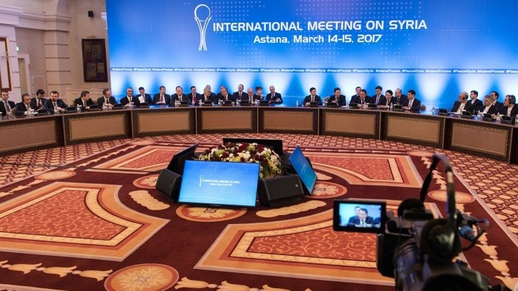 لا ضمانات بشأن مشاركة المعارضة المسلحة في مفاوضات أستانا