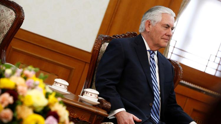 واشنطن: الحل العسكري على الطاولة لمواجهة تهديد بيونغ يانغ النووي