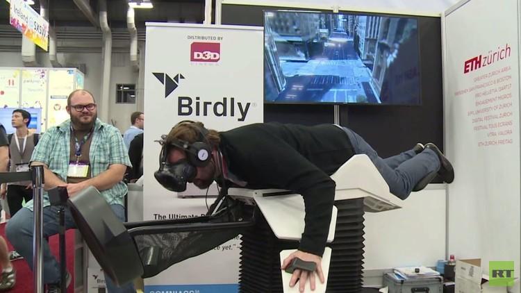 عشاق تقنيات يتعلمون التحليق في مهرجان SXSW