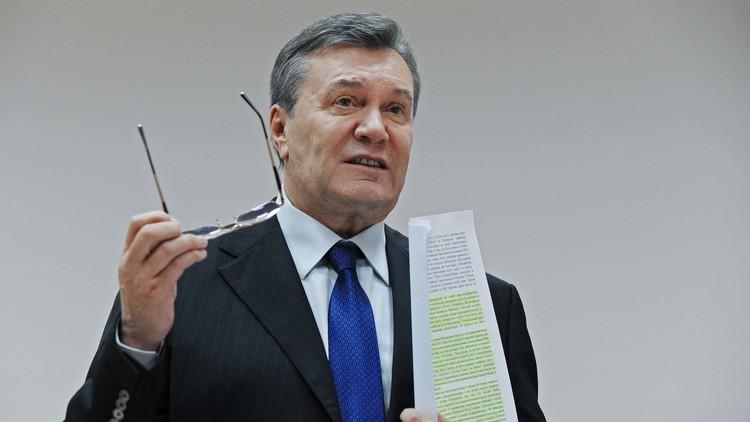 زاخاروفا توضح طبيعة نداء يانوكوفيتش لموسكو