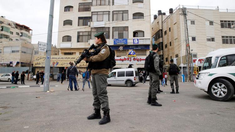 الجيش الإسرائيلي يقتل طفلا فلسطينيا في الخليل
