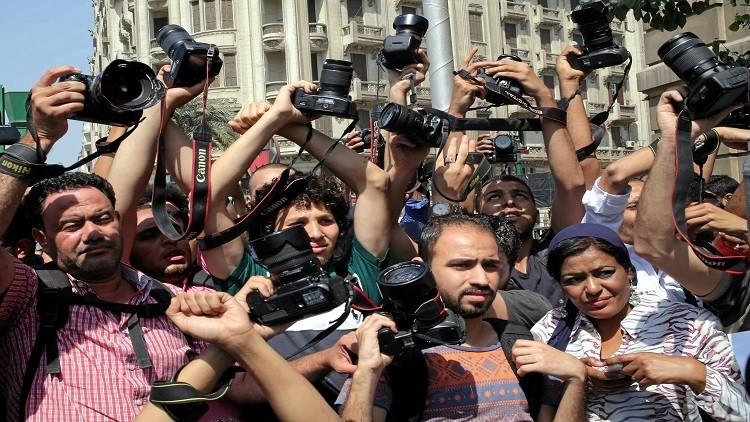 عبد المحسن سلامة نقيبا للصحفيين المصريين