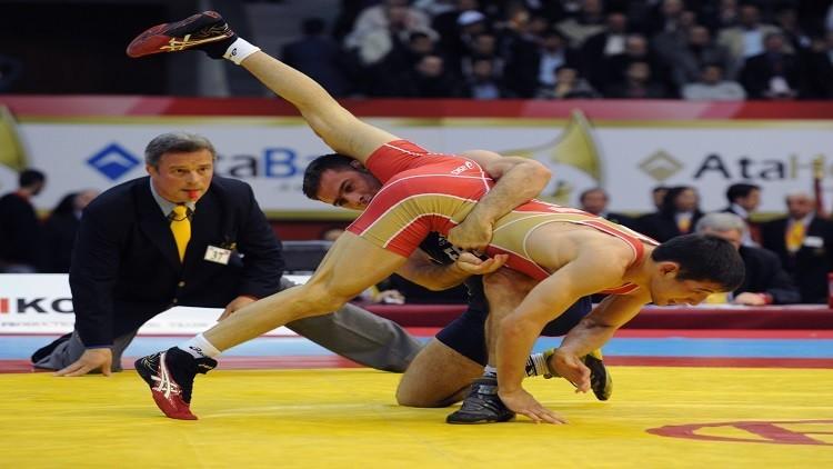 روسيا بطلة للعالم في المصارعة الرومانية