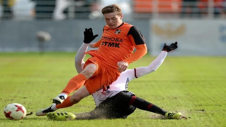 أورال يهزم روبين قازان في الدوري الروسي