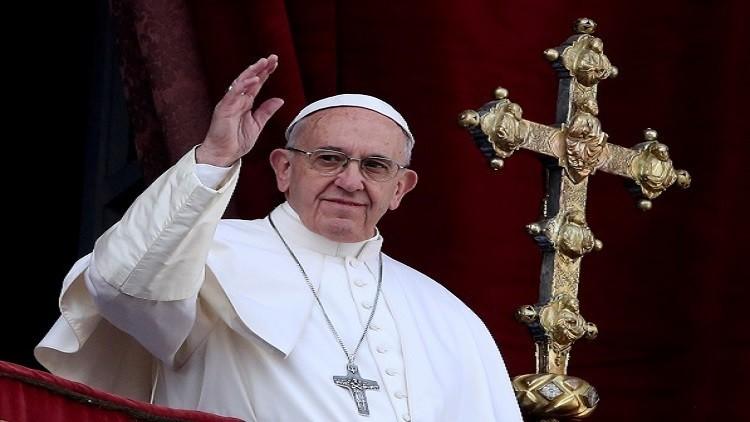 بابا الفاتيكان يزور مصر