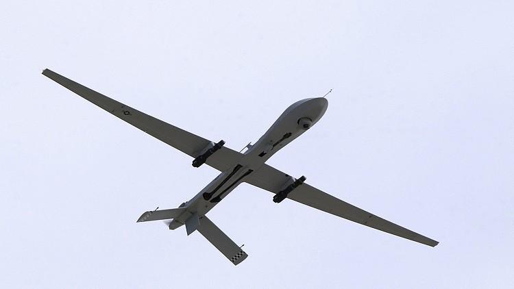 القوات العراقية تسقط طائرة مسيرة لداعش في الموصل