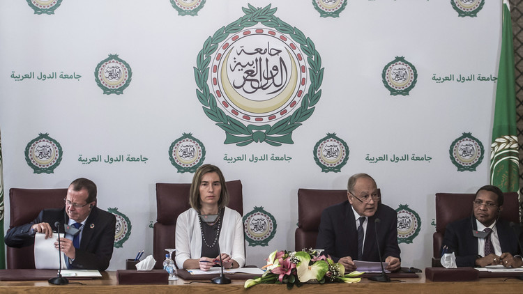 اللجنة الرباعية تدعو إلى الالتزام باتفاق الصخيرات