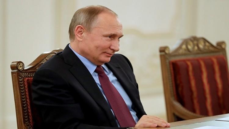 وكالة دولية تتوقع إعادة انتخاب بوتين في 2018