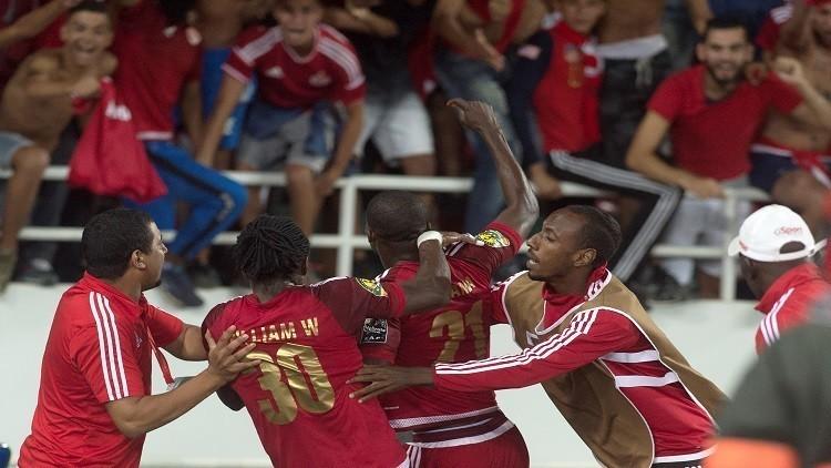 الوداد أول العرب المتأهلين إلى  دور المجموعات في أبطال أفريقيا