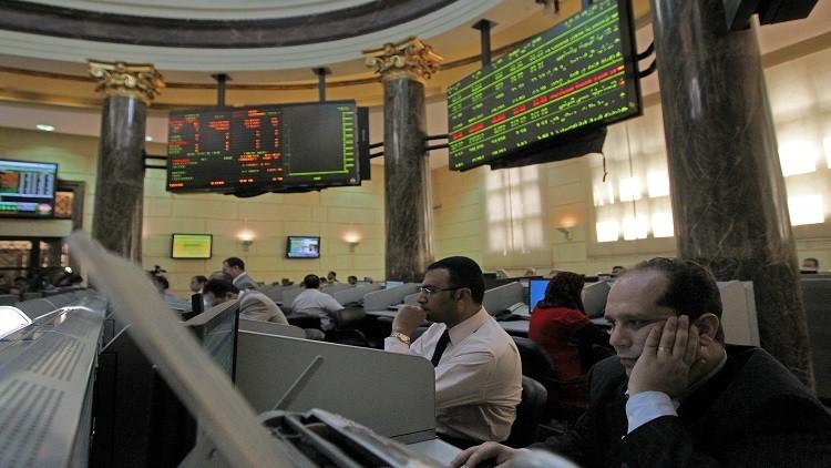 بورصة مصر تقود الأسهم العربية