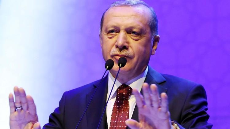 أردوغان: حفلة التنكر انتهت