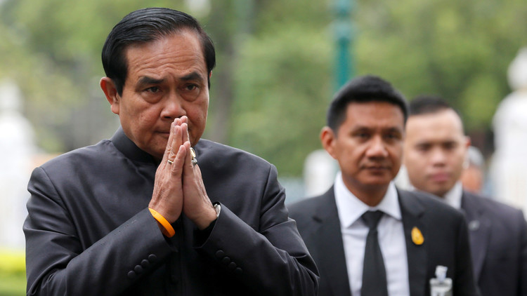 الشرطة التايلندية تكشف مخططا لاغتيال رئيس وزراء