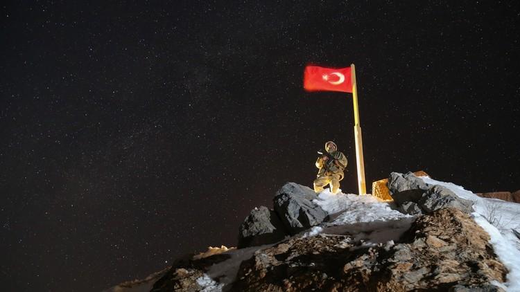 مقتل جنديين تركيين في عملية ضد