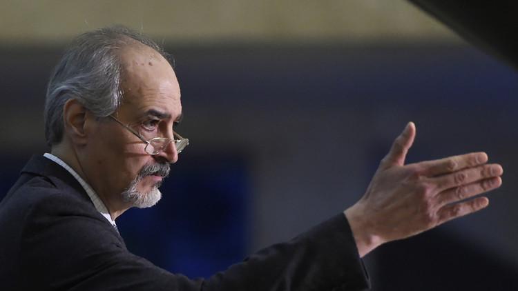 الجعفري: موسكو وجهت لإسرائيل رسالة