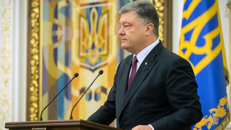 بوروشينكو يقر بفقدان دونباس ويكشف عن المذنب!