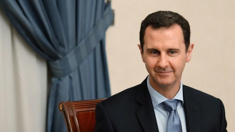 الأسد يدعم إطلاق عملية صياغة الدستور بوتائرمتسارعة