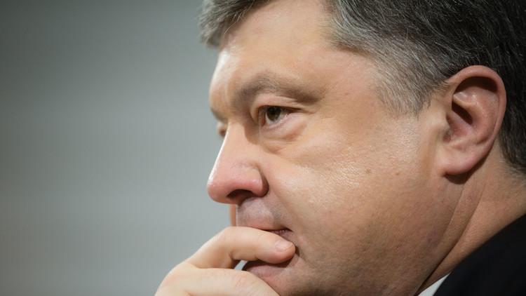 بوروشينكو: الراديكاليون حرموا أوكرانيا من شريحة صندوق النقد