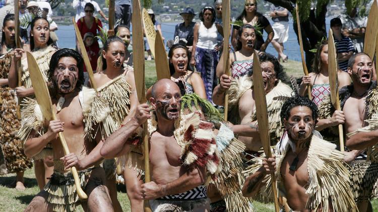 نهر مقدس في نيوزيلاندا ينال حقوق الإنسان