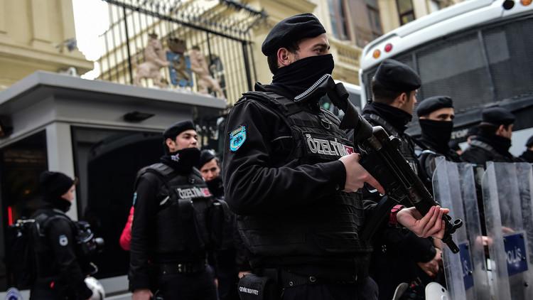 الشرطة التركية توقف 3 ألمان من أصل لبناني