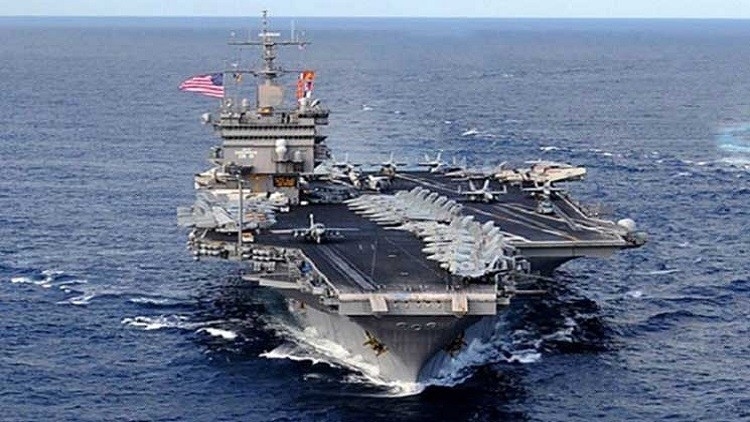 اكتشاف ضعف حاملات الطائرات الأمريكية أمام السلاح الروسي
