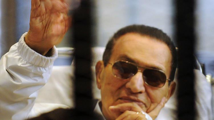 تضارب الأنباء حول مكان تواجد مبارك