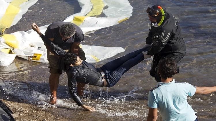 الهجرة الدولية: إنقاذ 6 آلاف مهاجر في عرض المتوسط