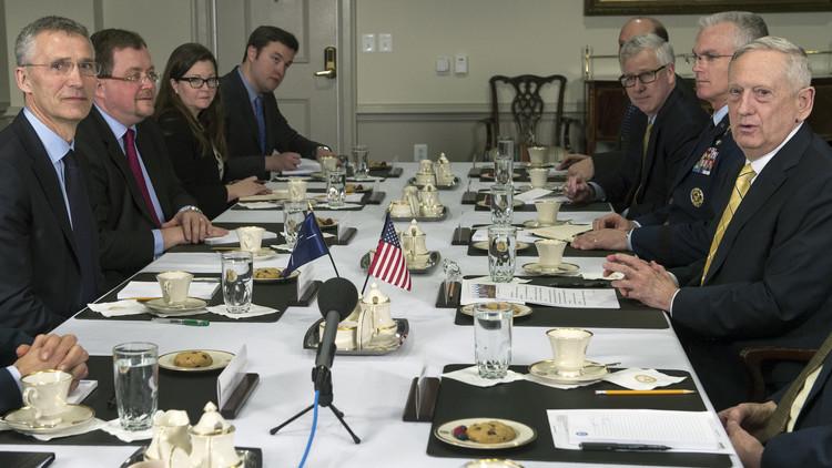 وزير الدفاع الأمريكي: علاقتنا مع الناتو تزداد قوة