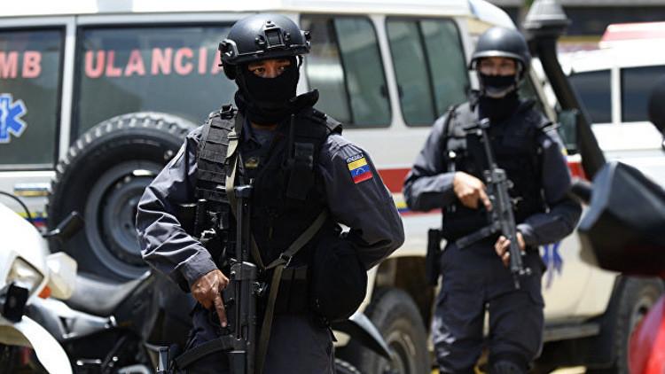 احتجاز أطفال يشتبه بقتلهم عسكريين في فنزويلا