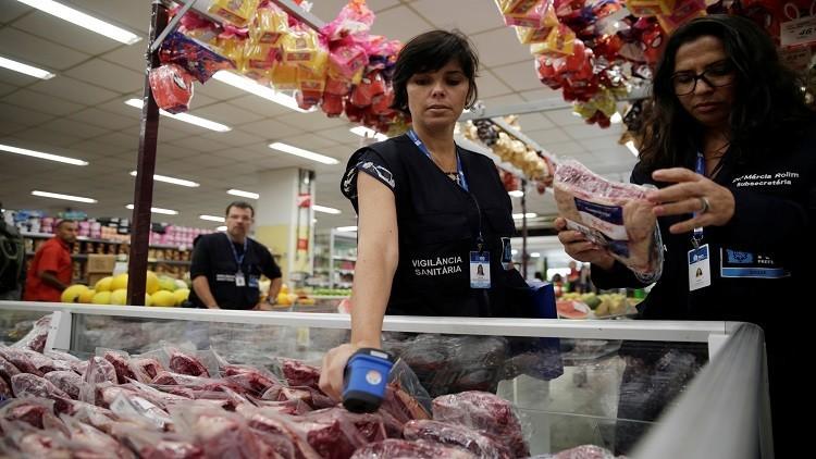 الفساد يهز عرش أكبر مصدر للحوم في العالم