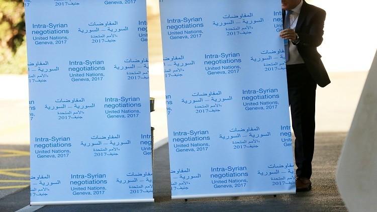 دي ميستورا يعرّج على الأردن لإبلاغ القادة العرب بنتائج جنيف5