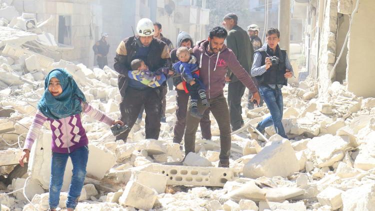 50 قتيلا بغارة للتحالف على مدرسة في ريف الرقة