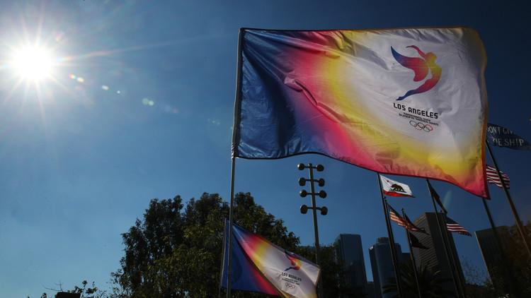 لوس أنجلوس تحذو حذو باريس فيما يخص أولمبياد 2028