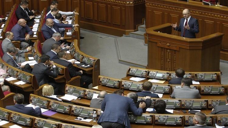 كييف تطالب بمنح أوكرانيا وضع حليف لواشنطن خارج الناتو