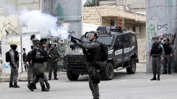 إصابات في فض الجيش الإسرائيلي مسيرة بيت لحم