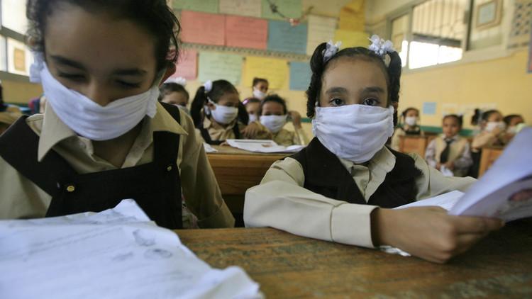 312 حالة تسمم بين التلاميذ في مصر