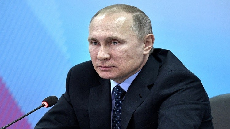 بوتين: روسيا تحافظ بثقة على المرتبة الثانية عالميا بتصدير التقنيات العسكرية