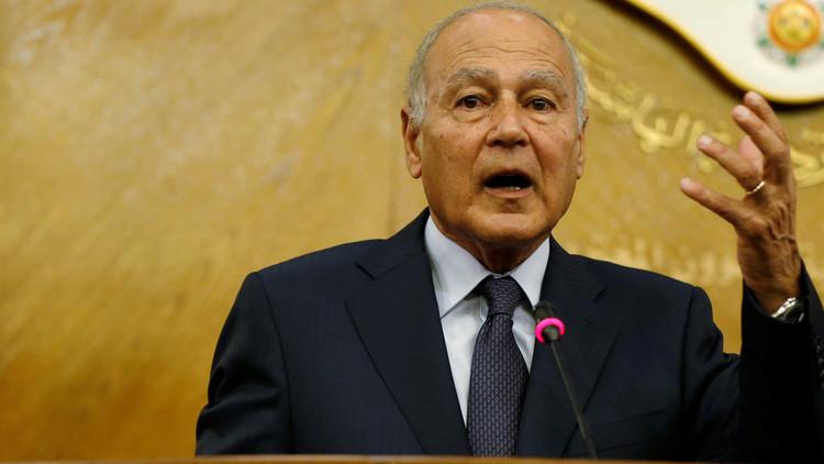 أبو الغيط يكشف عن تكلفة إعادة إعمار سوريا