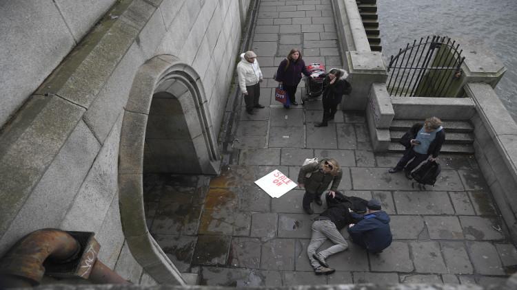 5 قتلى حصيلة هجوم لندن الإرهابي