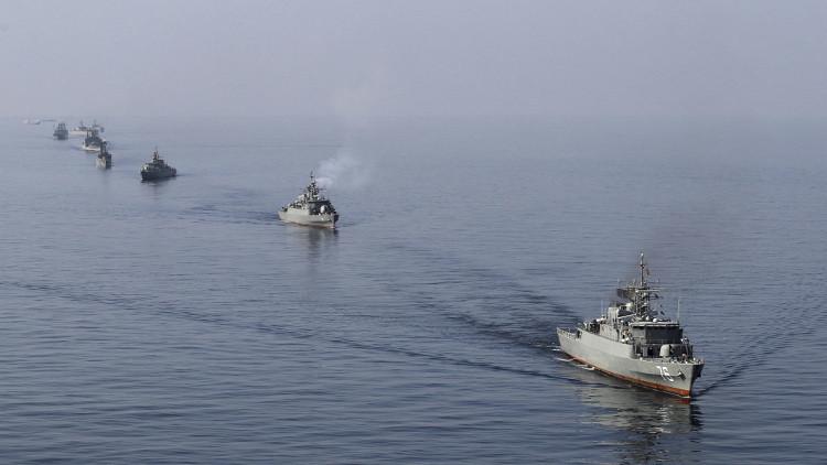 الولايات المتحدة تتهم إيران بتهديد الملاحة الدولية